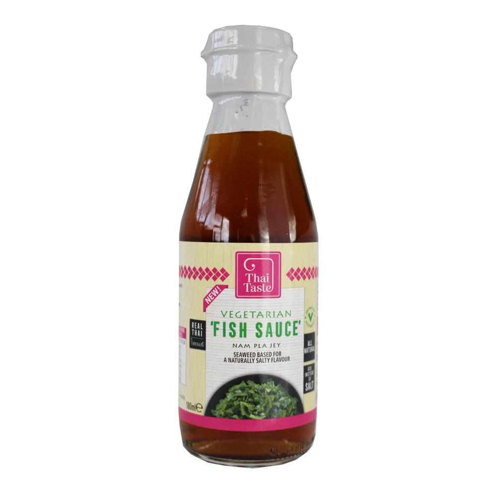 New Vegetarian 'Fish' Sauce From Thai Taste