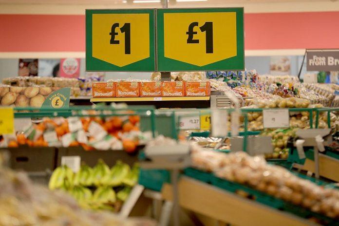 grocery sales surge