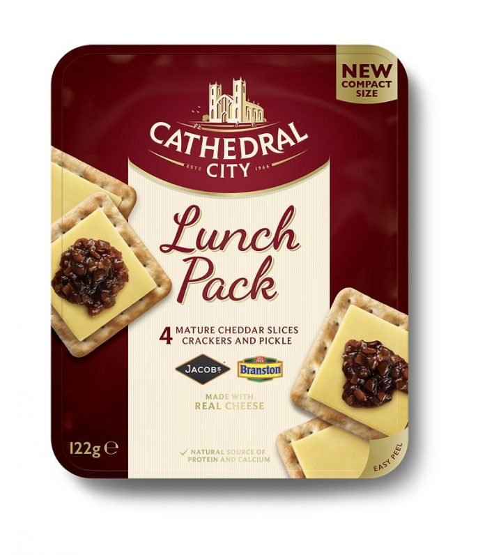 cathedral city lunch pack