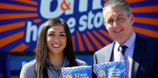 TS Foods signs £600K deal with B&M Retail