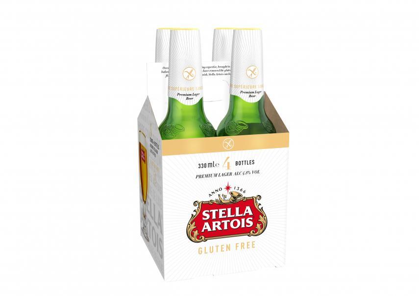 Stella Artois to launch gluten-free beer