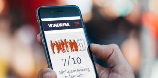 WineWise Mobile site