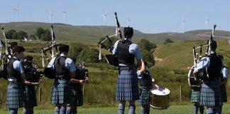 nestle wind farm