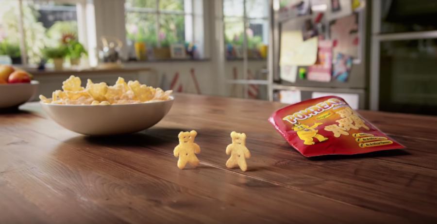 Pom-Bear returns to TV