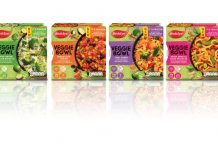 Birds Eye launches vegetarian ready meals