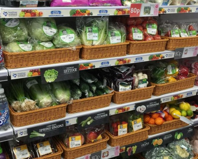 Nisa joins forces with SGF to promote healthy eating habits
