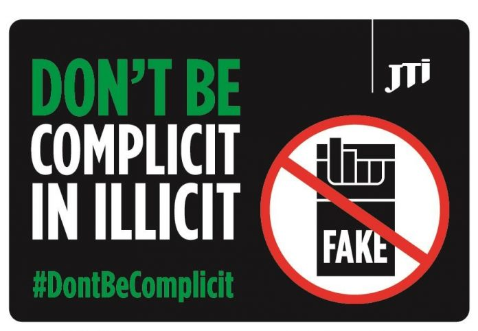 JTI launches anti-illicit trade campaign