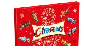 Celebrations launches first ever Advent Calendar