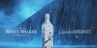 Johnnie Walker unveils White Walker