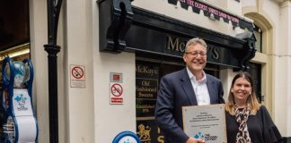 Belfast retailer McKays raises over £2 million for good causes