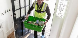 Waitrose trials 'in-home' delivery