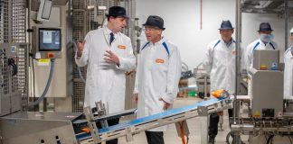 Quorn opens new production facility in Billingham