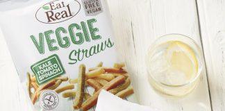 Eat Real unveils new vegan-friendly cheezie straws