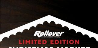 Rollover launches limited edition hot dog and Cineworld competition for Christmas