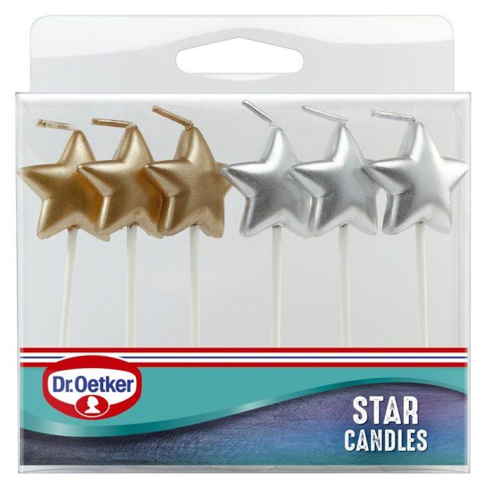 Dr. Oetker refreshes candles range