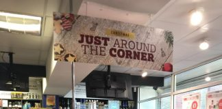 Nisa's 'Just Around the Corner' Christmas campaign