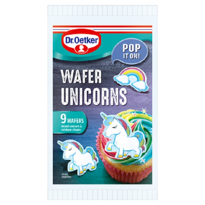 Dr. Oetker launches Wafer Unicorns