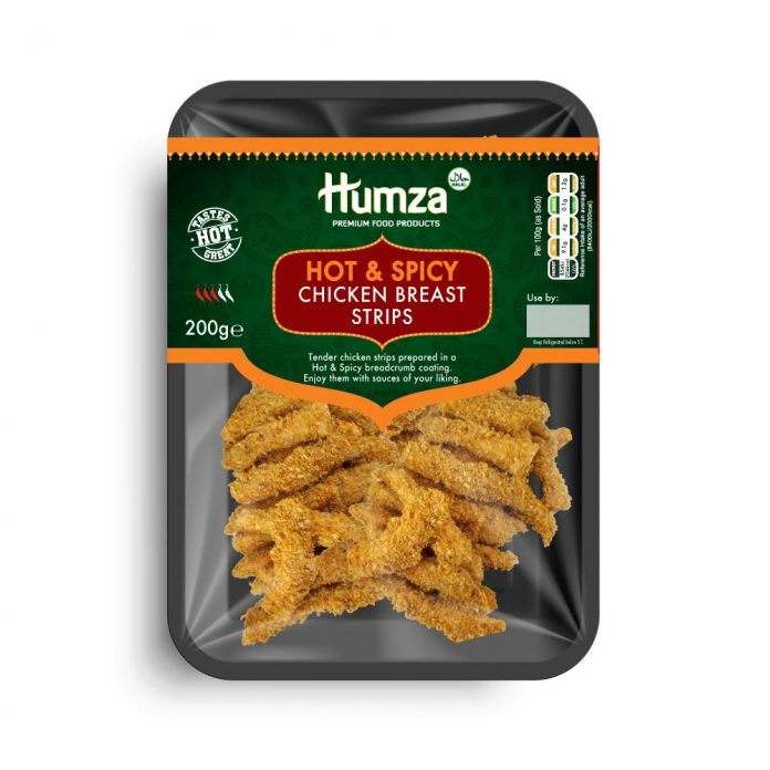 HUmza chilled line