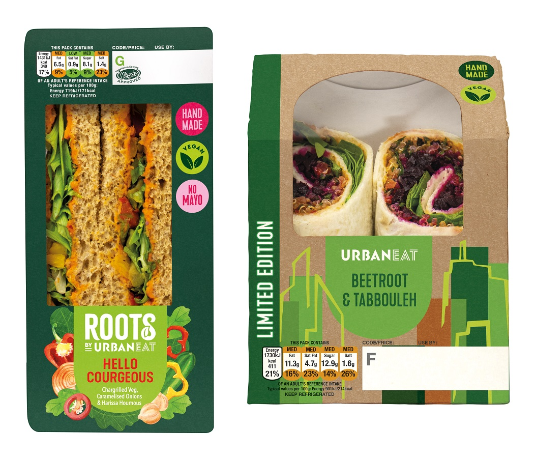 Image result for urban eat vegan 2020 hello courgeous