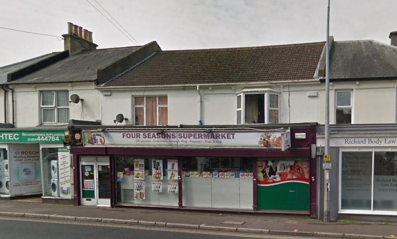 Hastings store avoids licence revocation