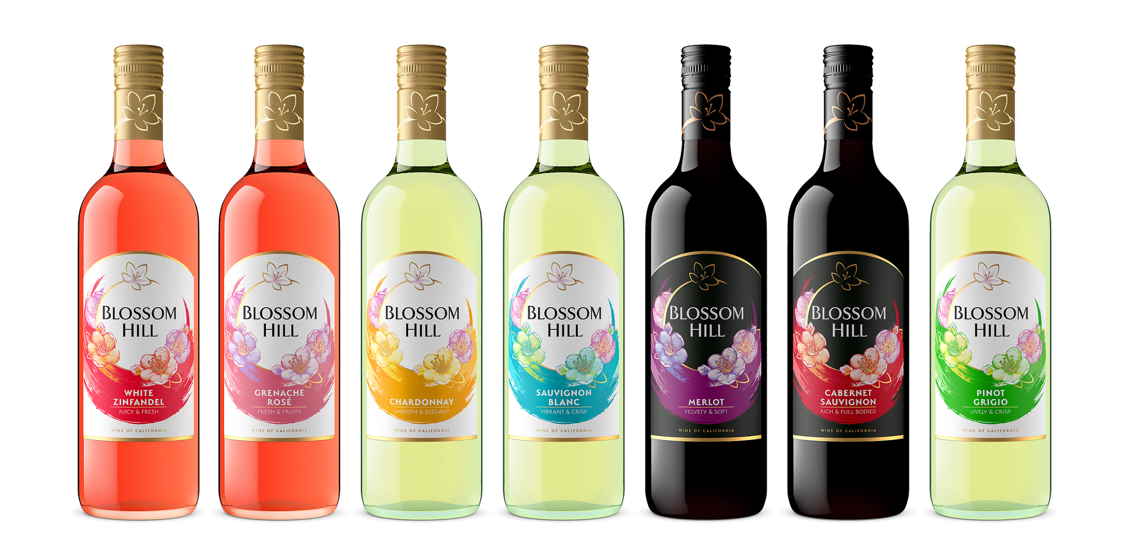 TWE announces new look for Blossom Hill range
